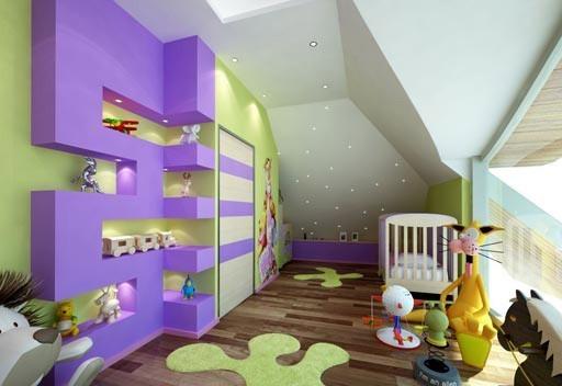 3D návrh detských izieb - Obrázok č. 81