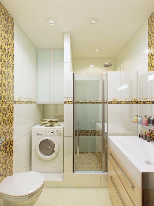 3D návrh kúpelní - Obrázok č. 103