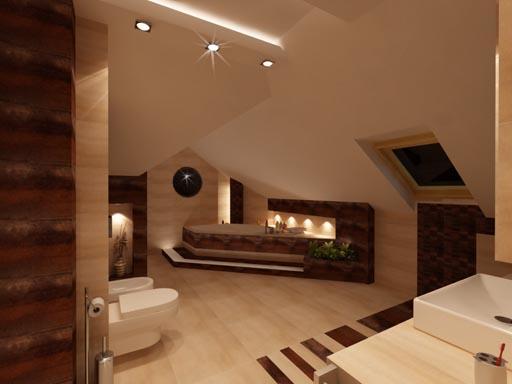 3D návrh kúpelní - Obrázok č. 106