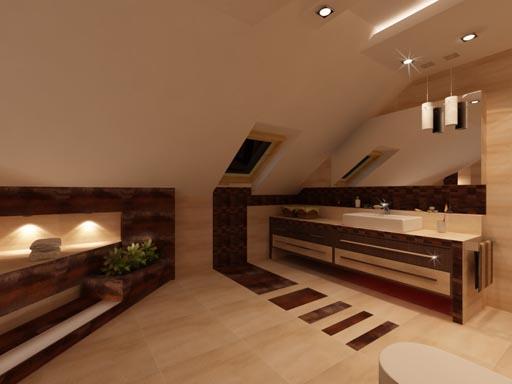 3D návrh kúpelní - Obrázok č. 107