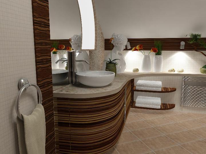 3D návrh kúpelní - Obrázok č. 109