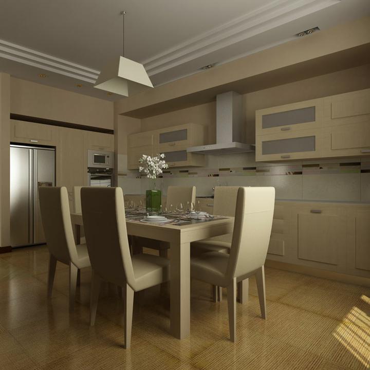 3D návrh kuchýň - Obrázok č. 85