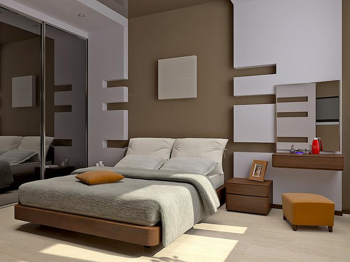 3D návrh spálni - Obrázok č. 77