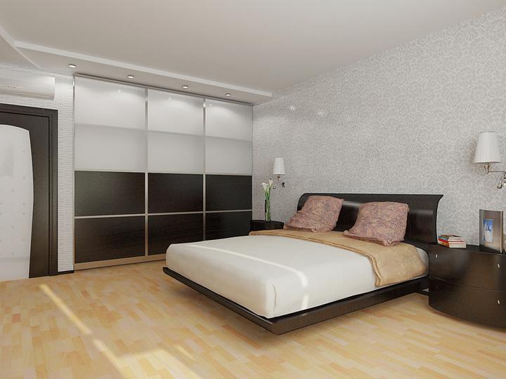 3D návrh spálni - Obrázok č. 78