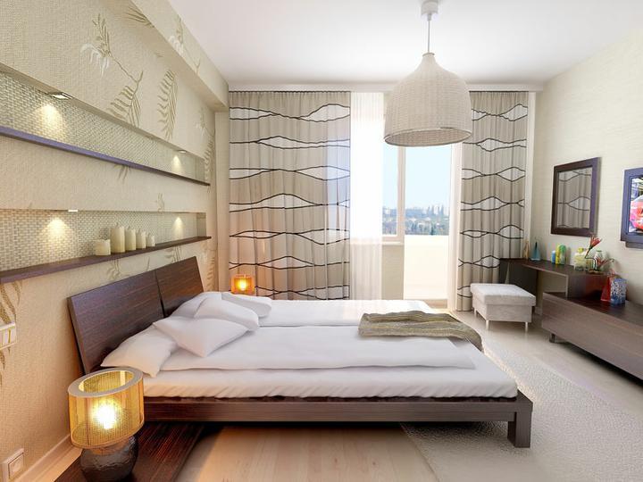 3D návrh spálni - Obrázok č. 79