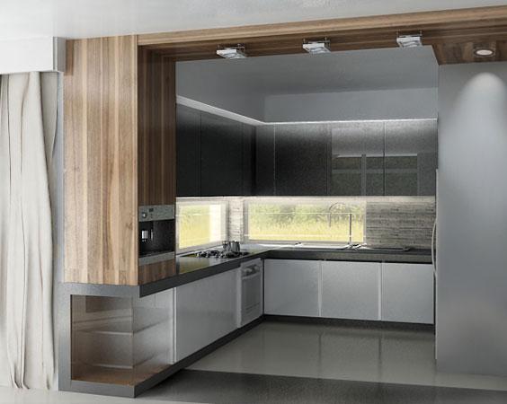 3D návrh kuchýň - Obrázok č. 88