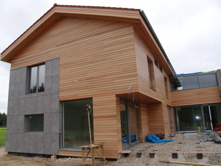 Návrh fasád kameň/drevo - Obrázok č. 15