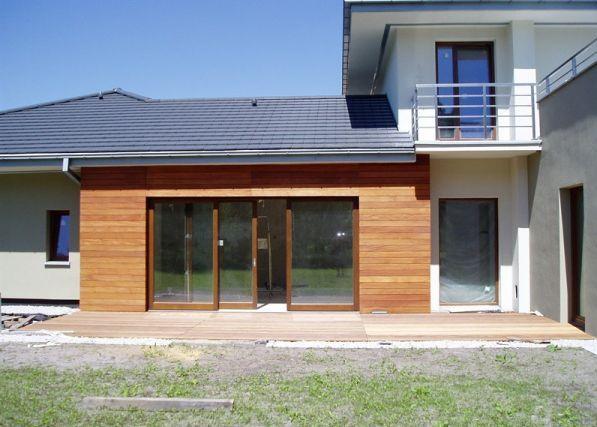 Návrh fasád kameň/drevo - Obrázok č. 5