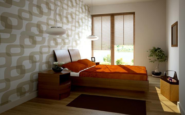 3D návrh spálni - Obrázok č. 83