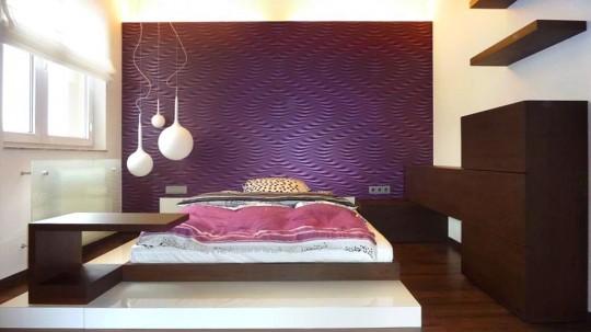 3D návrh spálni - Obrázok č. 86