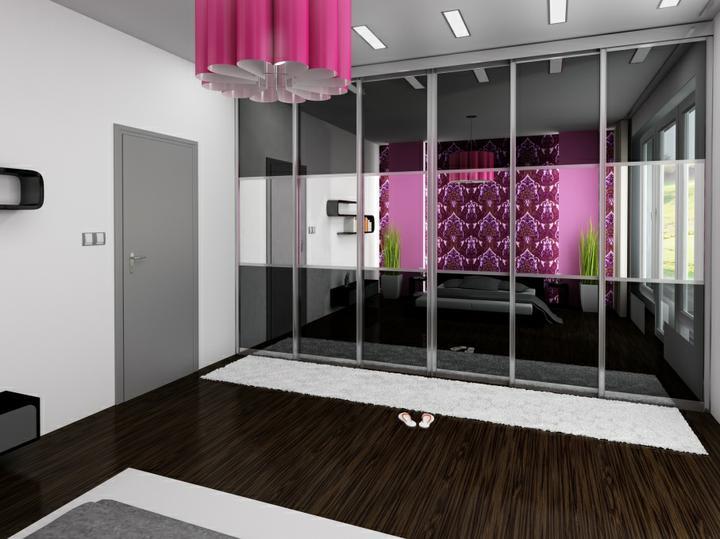 3D návrh spálni - Obrázok č. 90