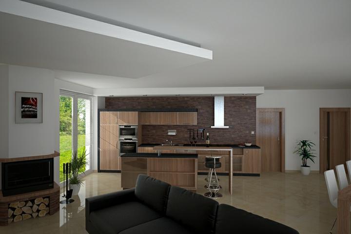 3D návrh kuchýň - Obrázok č. 104