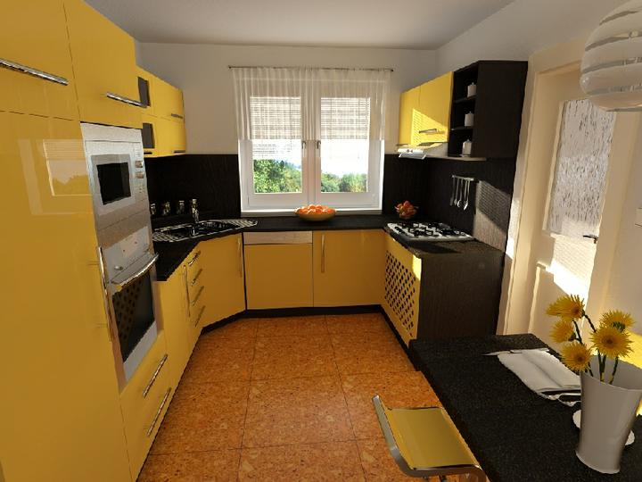 3D návrh kuchýň - Obrázok č. 100