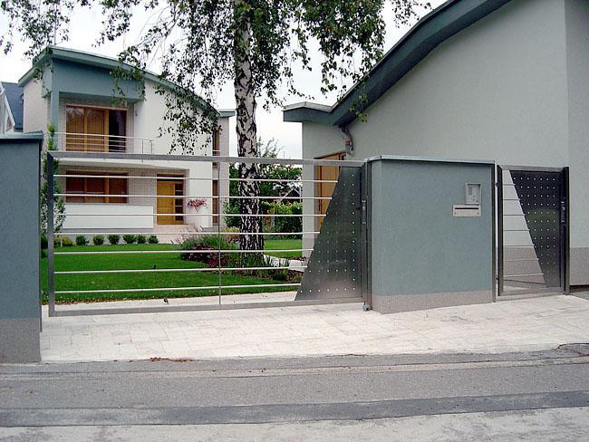 Návrh schodov/ brán a plotov - Obrázok č. 48
