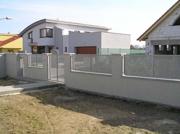 Návrh schodov/ brán a plotov - Obrázok č. 50