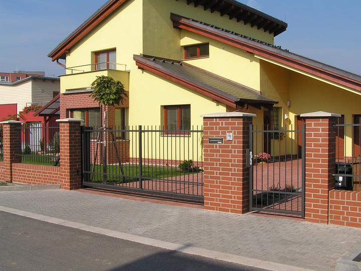 Návrh schodov/ brán a plotov - Obrázok č. 53