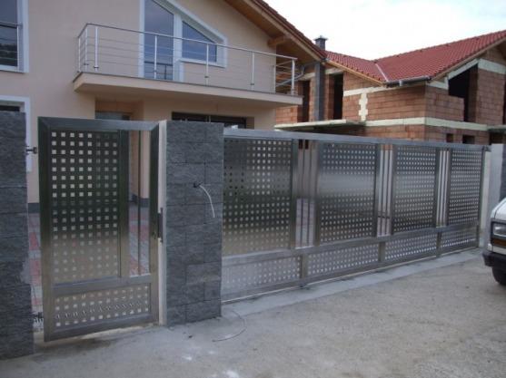 Návrh schodov/ brán a plotov - Obrázok č. 54