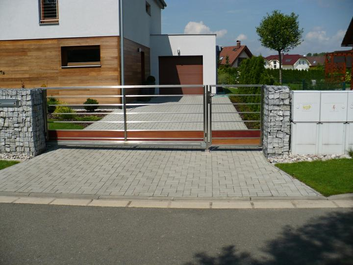 Návrh schodov/ brán a plotov - Obrázok č. 56