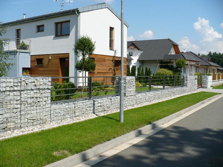 Návrh schodov/ brán a plotov - Obrázok č. 57
