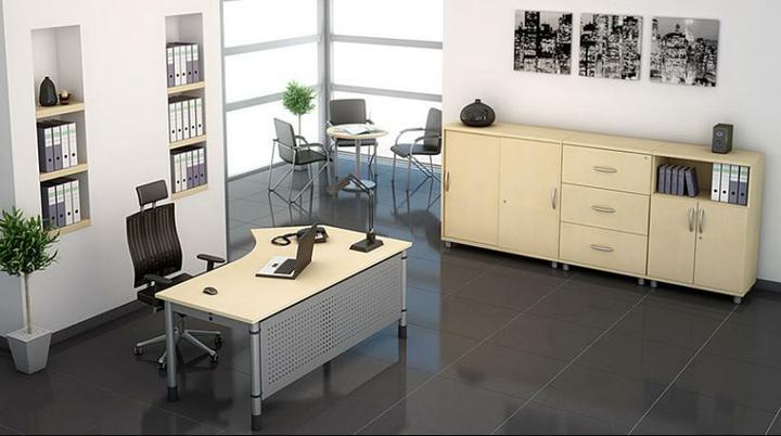 3D návrh kancelárií - Obrázok č. 5