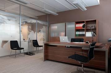 3D návrh kancelárií - Obrázok č. 6