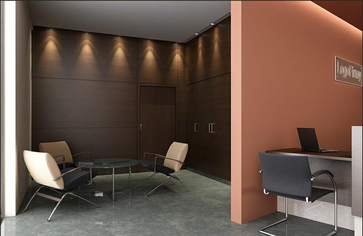 3D návrh kancelárií - Obrázok č. 7