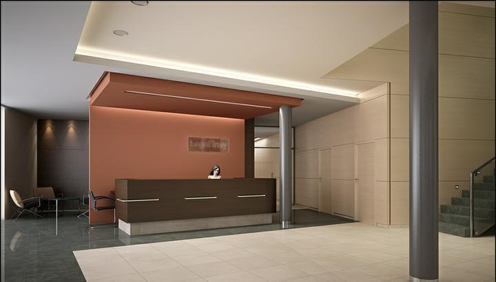 3D návrh kancelárií - Obrázok č. 8