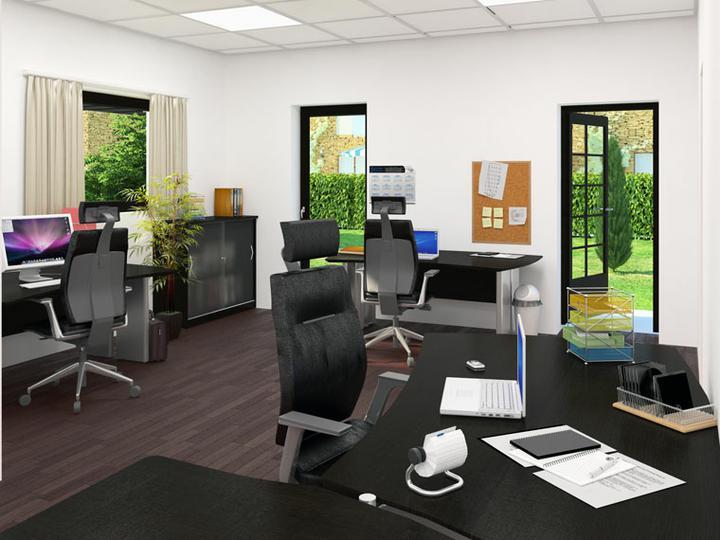 3D návrh kancelárií - Obrázok č. 9