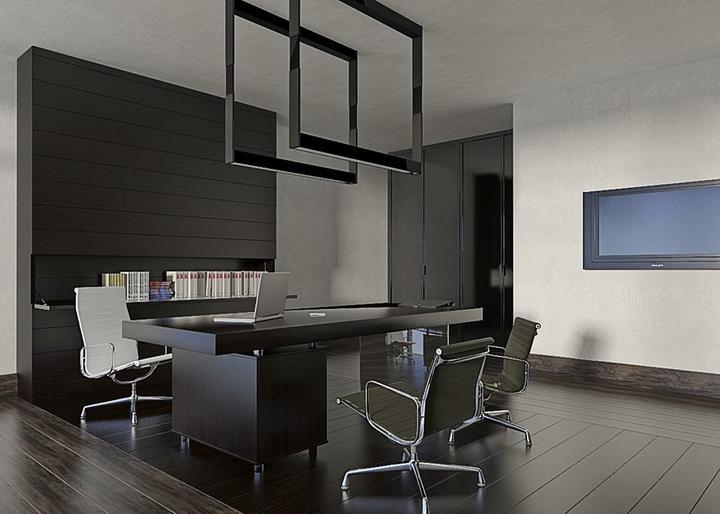 3D návrh kancelárií - Obrázok č. 10