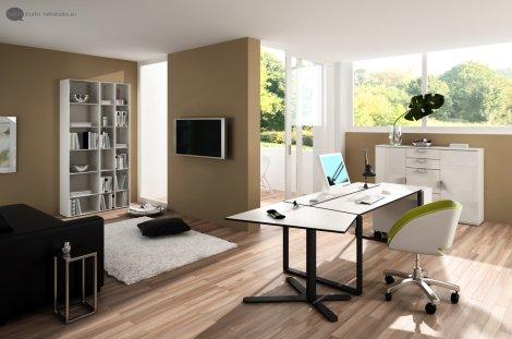 3D návrh kancelárií - Obrázok č. 11