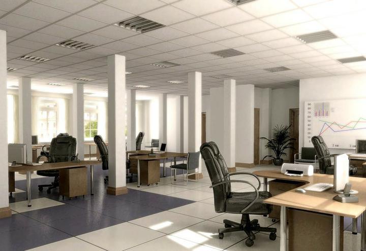 3D návrh kancelárií - Obrázok č. 13