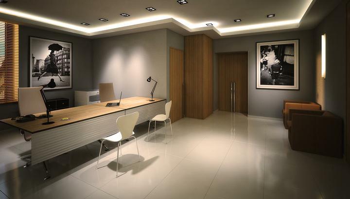 3D návrh kancelárií - Obrázok č. 16