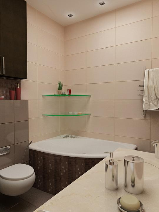 3D návrh bytových priestorov - Obrázok č. 74