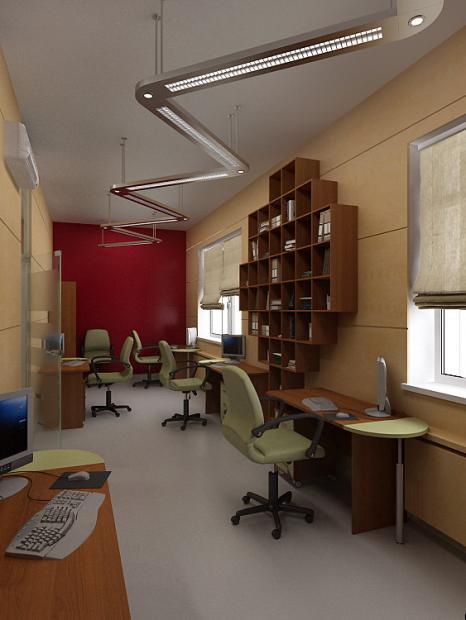 3D návrh kancelárií - Obrázok č. 19