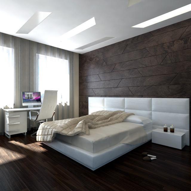 3D návrh spálni - Obrázok č. 92