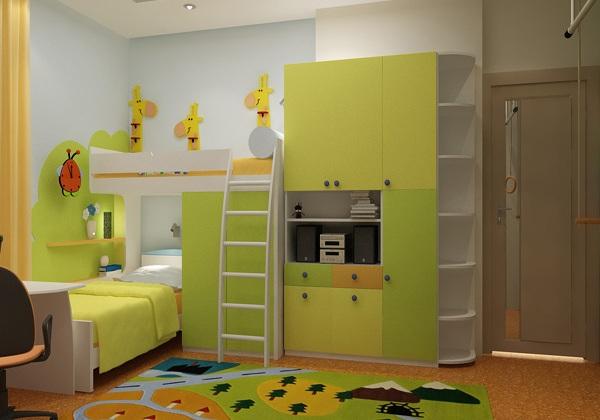 3D návrh detských izieb - Obrázok č. 93