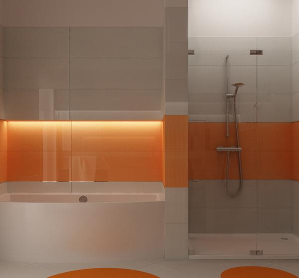 3D návrh kúpelní - Obrázok č. 125