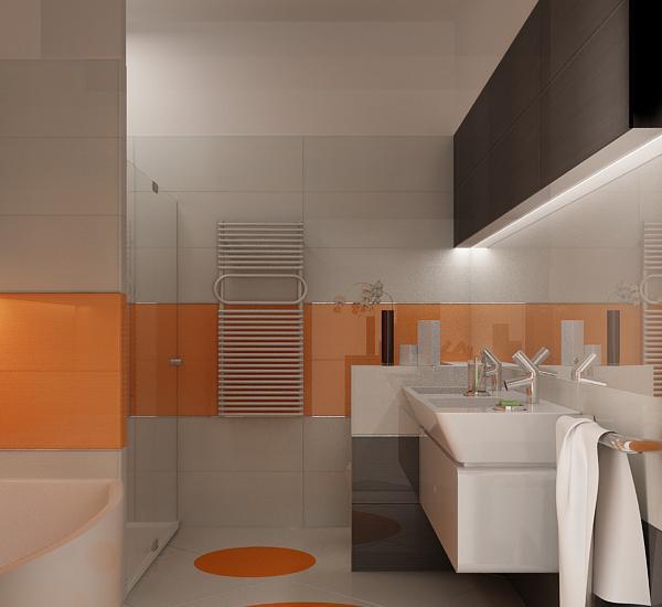 3D návrh kúpelní - Obrázok č. 126