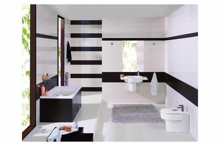 Návrh kúpelňových obkladov - PARADYZ - Travena