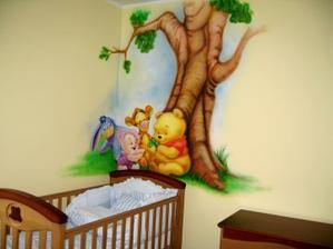 krasnucky obrazok na stene - deticky by sa tesili :o)
