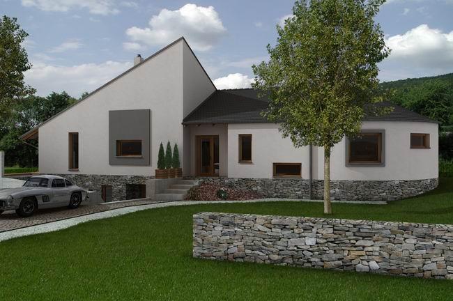 3D návrh domu - Obrázok č. 157