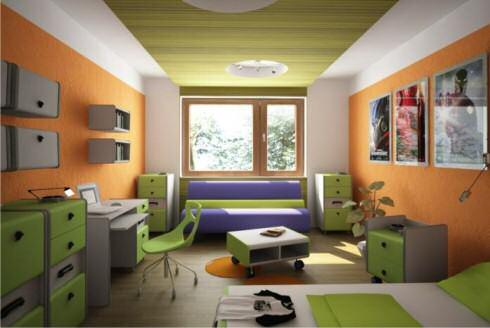 3D návrh detských izieb - Obrázok č. 120