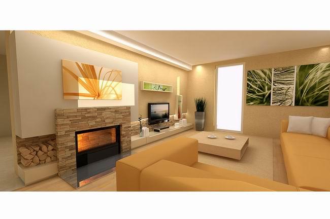 Úsilie o útulný a teplý domov - inšpirácie - Obrázok č. 12