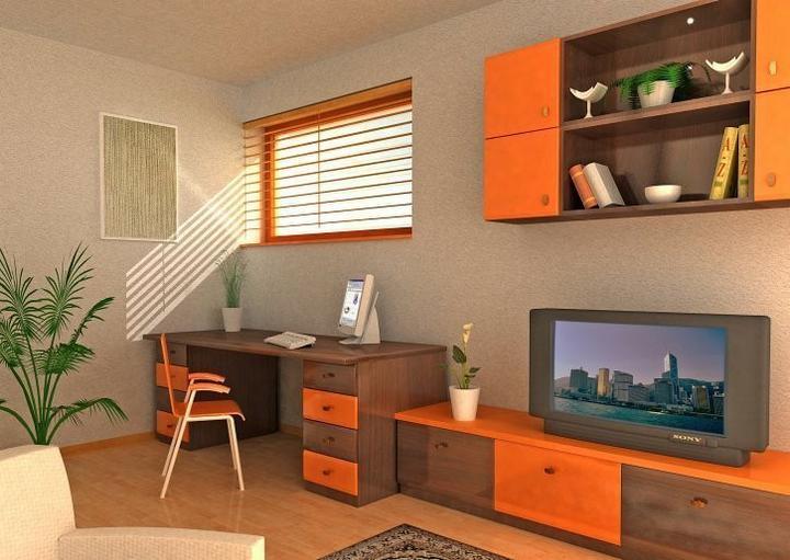 3D návrh kancelárií - Obrázok č. 22