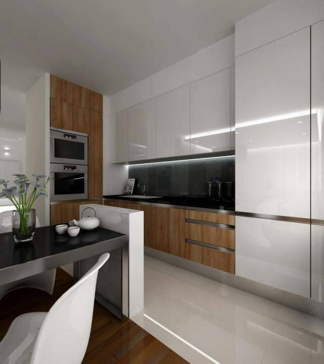 3D návrh kuchýň - Obrázok č. 115