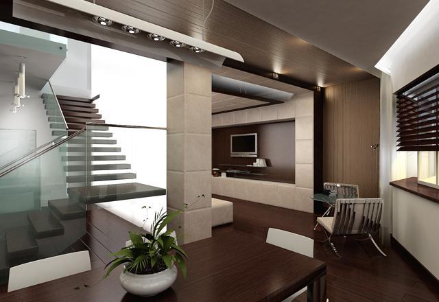 3D návrh obývačky - Obrázok č. 151
