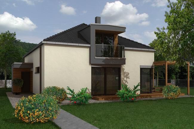 3D návrh domu - Obrázok č. 164