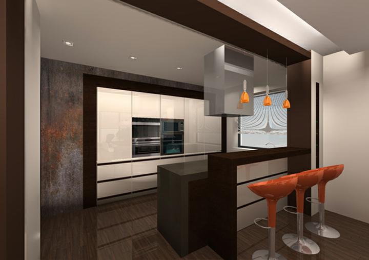 3D návrh kuchýň - Obrázok č. 150