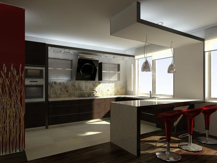 3D návrh kuchýň - Obrázok č. 155