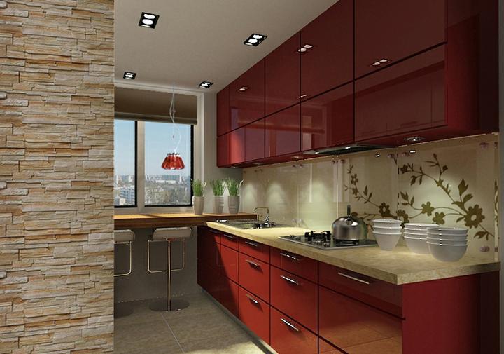 3D návrh kuchýň - Obrázok č. 157